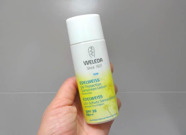 ヴェレダ エーデルワイス UVプロテクト