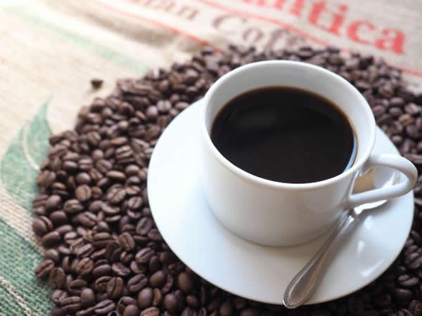 コーヒーの効能・効果