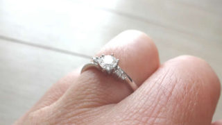 指輪宅配買取